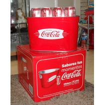 Hielera Coca Cola
