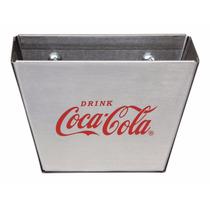 Bote De Metal De Coca Cola Coleccionable Porta Corcholatas