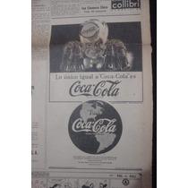 Coca Cola, 3 Anuncios Originales De Los Años 40´s, Gánalos!!
