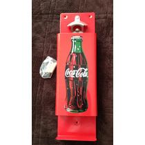 Destapador Coleccionable De Coca Cola