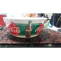 Ensaladera Plato De Coca Cola