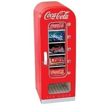 Refrigerador Compacto Mini Coca Cola 10 Latas Koolatron Pm0