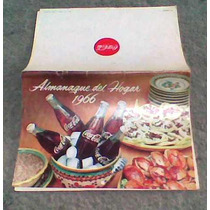 Recetario Y Calendario Coca Cola 1966