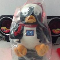 Pinguino Coca Cola De Peluche Para Coleccionistas