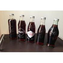 Botellas De Coleccion - Coca Cola 80 Años En Mexico
