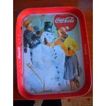 1.- Charola De Coca Cola 50s