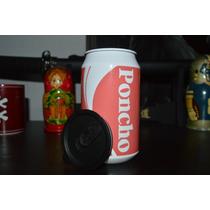 Lata De Coca Cola Con Apodo, Apellido, Nombre