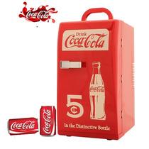 Frigobar Coca Cola 18 Latas Estilo Retro