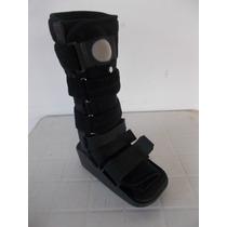 Pie Ortopedico Ferula Neumatica Talla M Discapacidad #044