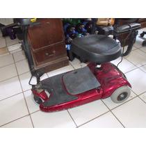 Silla De Ruedas Electrica 24v Tipo Scooter 3 Ruedas Carrito