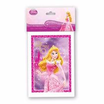 Platos Vasos Desechables Todo Fiesta Princesa Disney Aurora