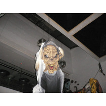 Fantasma De 2 Metros P/colgar Halloween Pirata Bruja Muerte