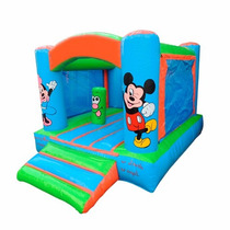 Brincolin Inflable Cubo Mickey