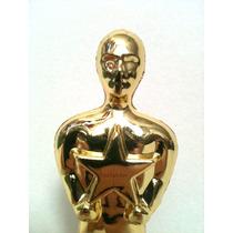 Estatuilla Oscar Hollywood Tema Peliculas Premio Fiestas