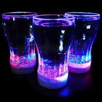 Vaso Iluminado,vaso Luminosos Vaso Led, Vaso Coca