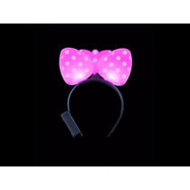 10 Diademas Con Luz Minnie