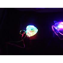 Collares Luminosos Diferentes Figuras Paquete 10pzas
