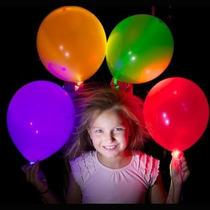 50 Globos Luminoso Led Para Xv Años ,bautizos Yeventos