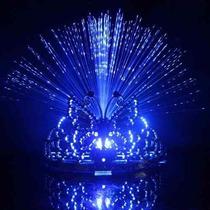 Corona Luminosas Fiesta Temática Eventos 10pzas