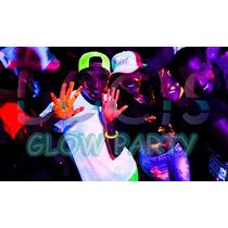 Pintura Glow Party Profesional Para Lanzar Carreras Rave 1lt