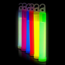 10 Barras Neon Glow Stick Cyalume Fiestas Eventos