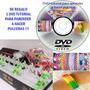 Kit Bands Loom Pulseras D Ligas 2400ligas+dvd +200 Ligas Mas