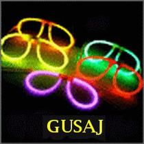 10 Lentes Glow Cyalume Neon Party Fiesta Boda Xv Años A $55
