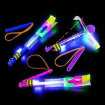 10 Flechas Luminosa Divertido Juguete Para Tus Eventos