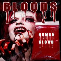 Blood Paint Neon Glow In The Dark, Importada De Reino Unido