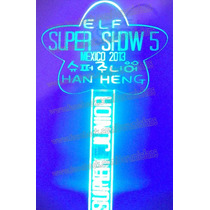 Super Junior Lightstick Original Super Show 5 Parte 3