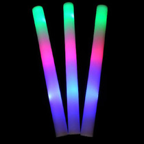 Barra Luminosa Led Multicolor Neon Hule Espuma