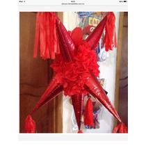 Aa Piñata Estrella Mediana