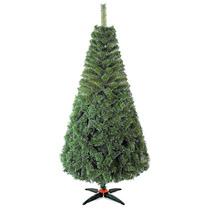 Arbol De Navidad Majestic De Lujo Verde Nevado 160cm Alt