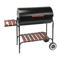 Marsh Allen 20530 Charcoal Grill Barril