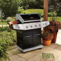 Asador De Gas 4 Quemadores Better Homes