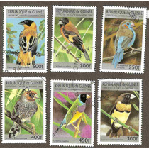 Guinea Francesa Africa Aves 1996