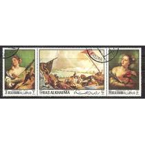 Ras Alkhaima Block 3 Obras Arte Pinturas Tiepolo Precancelad