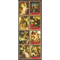 Manama Obras Arte Pinturas Desnudos Pinacoteca Munich Bloc 8