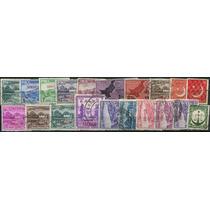 1610 Pakistan Lotecito De 20 Sellos Usados Modernos