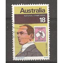 Australia Blamire Young Diseñador Primera Estampilla