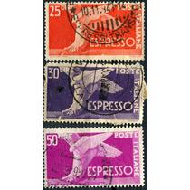 1790 Italia Expreso Caballo Scott # E20 6 S Usados 1945-51