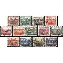 29014 Polonia Castillos Scott #947 13 S Usados L H 1960-61