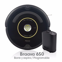 Robot Aspiradora Irobot Roomba 650 (incluye Muro Virtual)