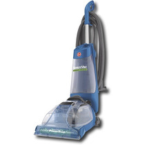 Limpiadora De Vapor Vertical Hoover Color Azul
