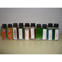 Kit De 4 Esencias Para Aromaterapia O Rituales De Magía