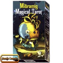Tarot Magico Mibramig, Incluye 79 Cartas E Instrucciones.