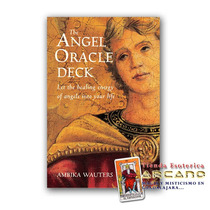 Angel Oracle Deck - Ambika Wauters / 36 Cartas Y Instructivo