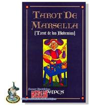 Libro Del Tarot De Marsella - Tarot De Los Bohemios