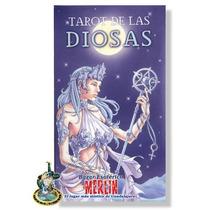Tarot De Las Diosas - 78 Cartas E Instrucciones