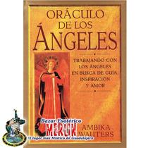 Oraculo De Los Angeles -trabajando Con Ellos-ambika Wauters